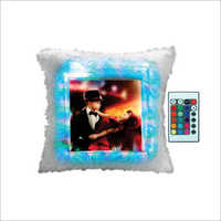 16 inch LED Sublimation Cushions With Remote