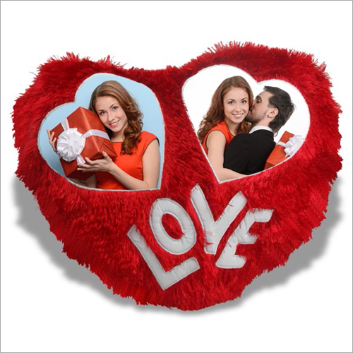 Customized Printed Love Pillow