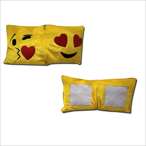 16 inch Sublimation Couple Pillow