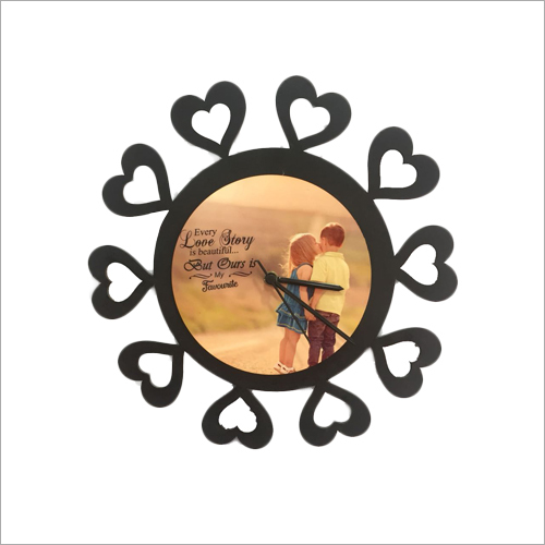 12x12 Customize Sublimation Wall Clock