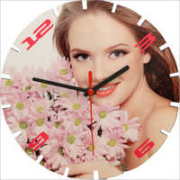 6x6 Customize Sublimation Wall Clock