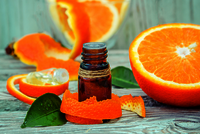 Orange Fresh Oil