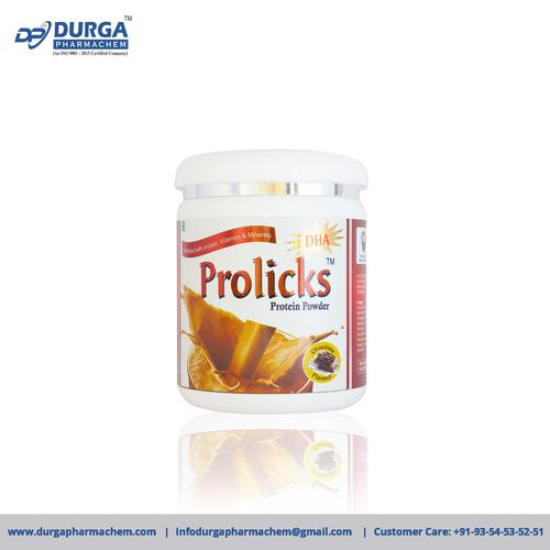 Protein powder ( Chocolate flavour )