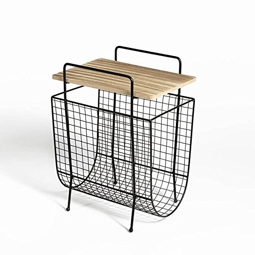 Ironwood Magazine Rack