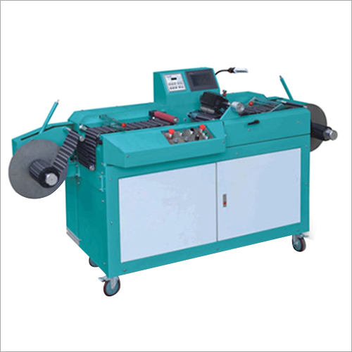 Ultrasonic Slitting Machine For Woven Labels
