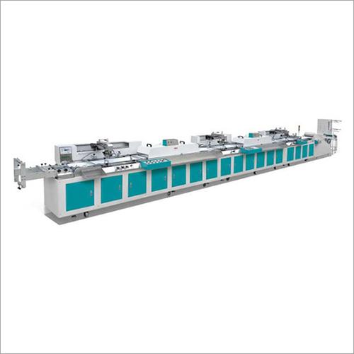 Textile Tape Screen Printing Machine