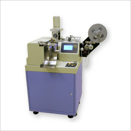 High Speed Ultrasonic Label Cut And Fold Machine