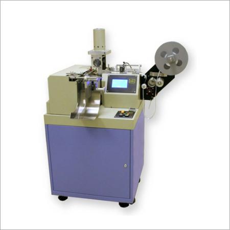 High Speed Ultrasonic Label Cut And Fold Machine
