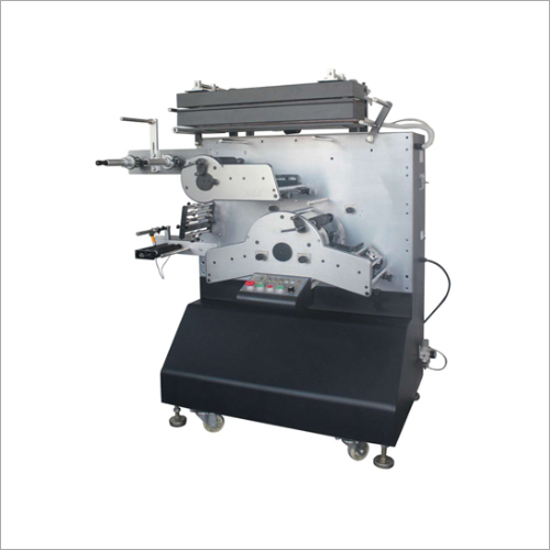 Roll To Roll Flexo Label Press Machine