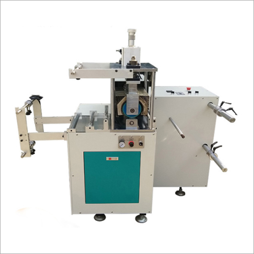 Roll Foil Stamping Machine