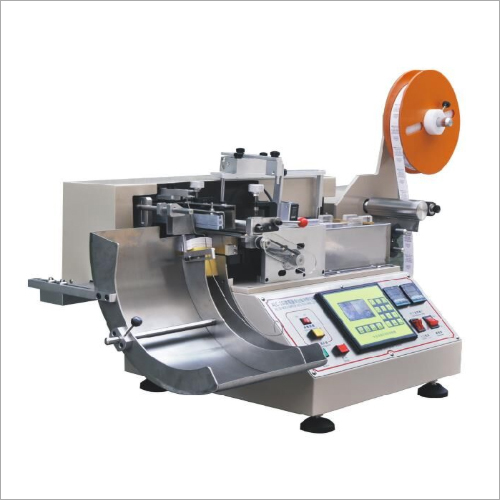 Cold And Hot Label Ribbon Cutting Machine