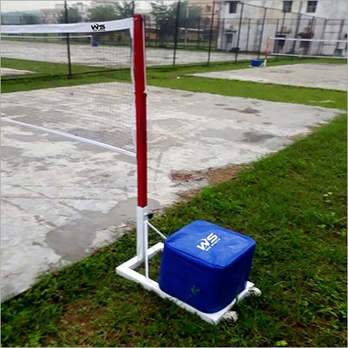 Outdoor Movable Badminton Pole