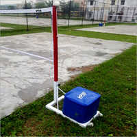 Outdoor Movable Badminton Pole