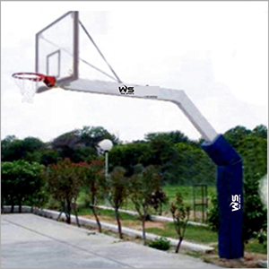 Basketball FIxed Pole