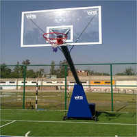 Basketball Movable Pole