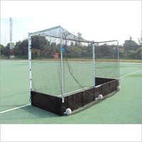 Outdoor Hockey Goal Post