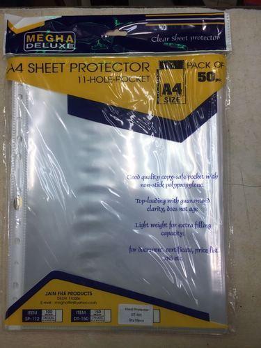 A4 Sheet Protector