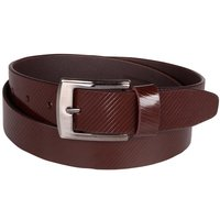 Genuine Leather Beaded Belt