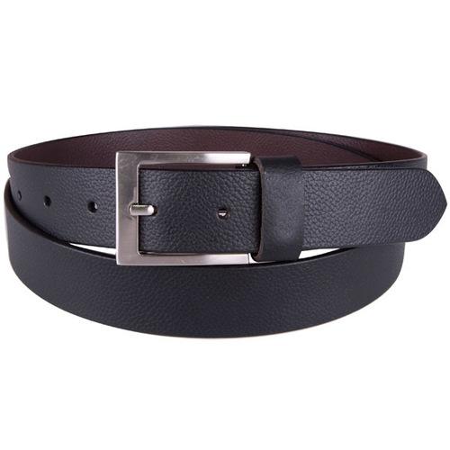 Genuine Leather Black Belt