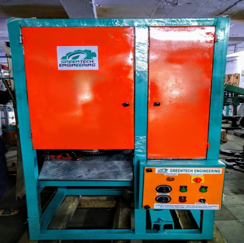 Single Die Disposable Plate Making Machine