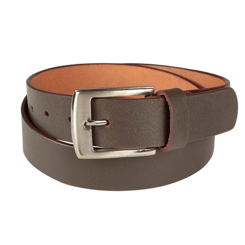 Leather Buckle Belt