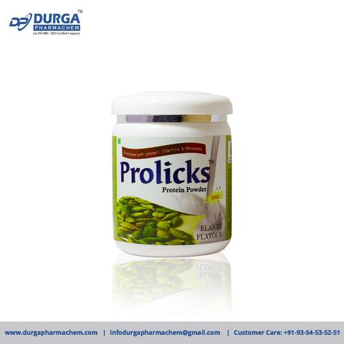 Protein powder ( Elaichi flavour )