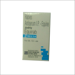 Rabies Antiserum Injection IP