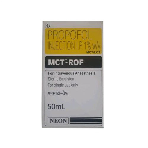 50 ml Propofol Injection