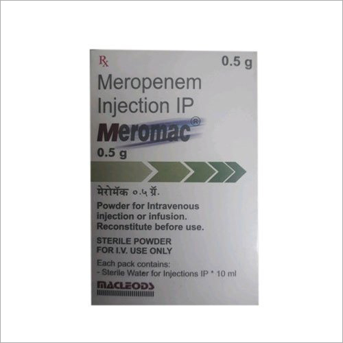 Meropenem Injection IP