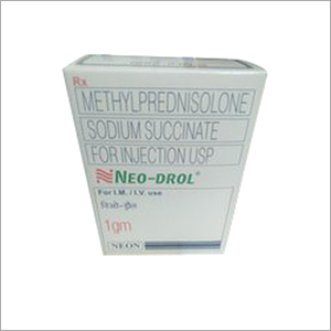 Methylprednisolone Sodium Succinate Injection USP