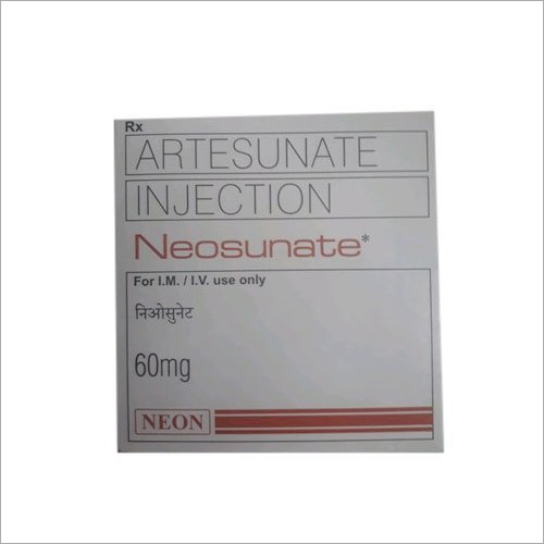 60 mg Artesunate Injection
