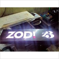 Acrylic Outdoor Sign Board