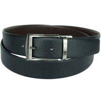 Genuine Leather Belt Beaded