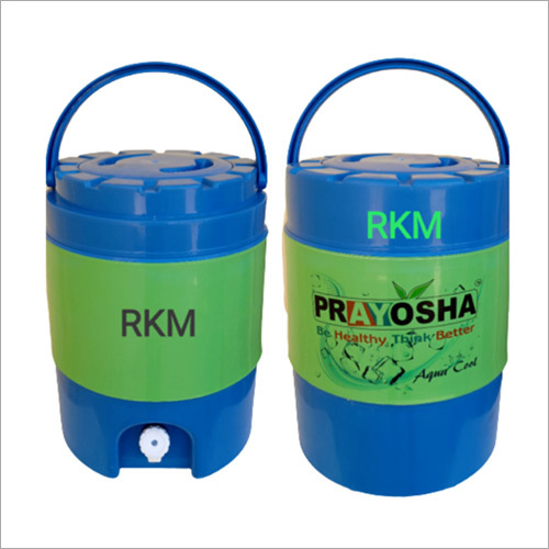 Prayosha Insulated Plastic Water Jugs