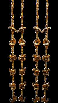 Brass Swing Chain Set
