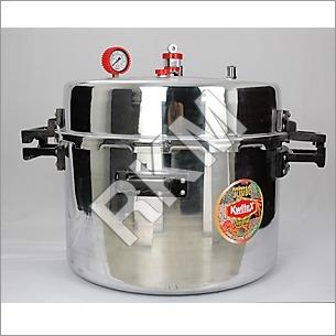 108 Litre Jumbo Pressure Cooker