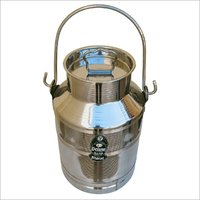 10 Litre Stainless Steel Milk Can