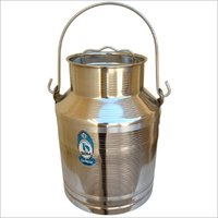 15 Litre Stainless Steel Milk Can