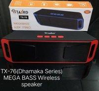 Tx-76 (Mega Bass Dhamaka Speaker)