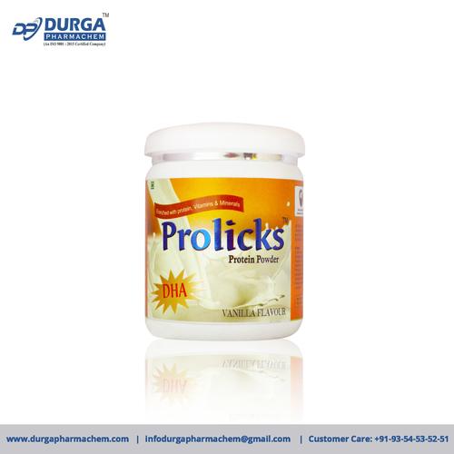 Protein powder ( Vanilla  flavour )