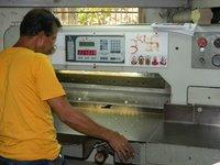 Polar Mohar Paper Cutting Machine Program