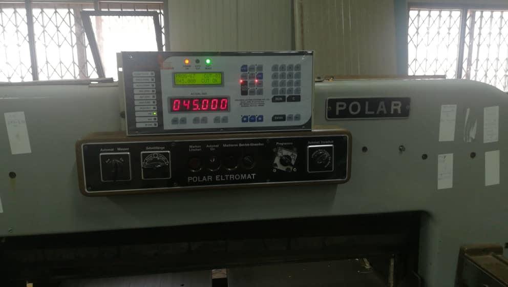 Cutting Machine Program