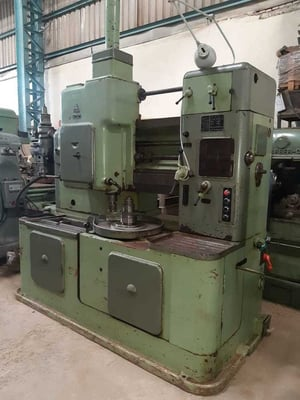 TOS OH6 Gear Shaping Machine