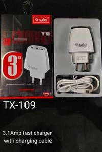 Tx-109  3.1amp Charger With 3 Usb Port
