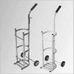 Oxigen Cylinder Trolley