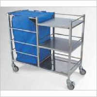 Soiled Linen Fresh Trolley