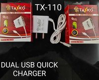 Tx-110 3.1amp 2usb With Charger