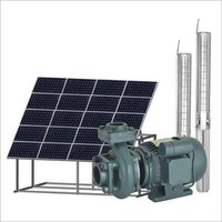 5Hp 220V 3Phase Solar Monoblock Pump
