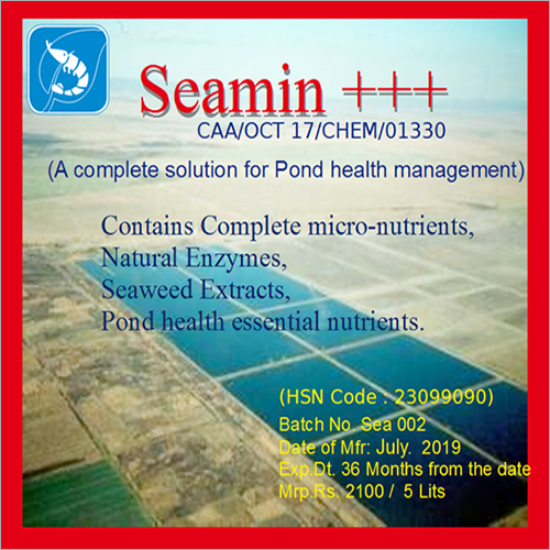 Seamin +++ Compound