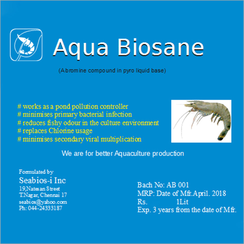 Aqua Biosane Compound